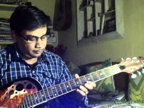 Wada raha sanam solo on Guitar