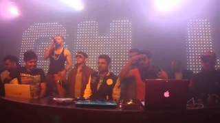 Yo Yo Honey Singh - Breakup Party - Music Launch @ Club Aks, Dubai