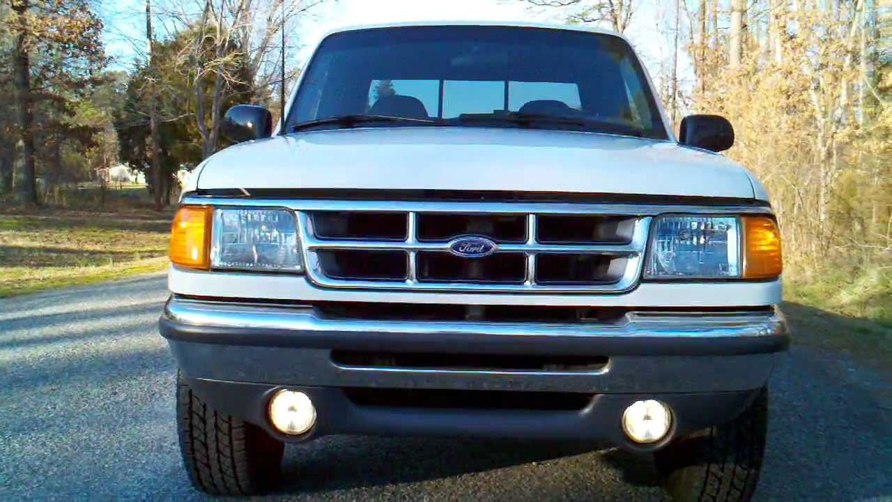 Watch on 1993 ford ranger