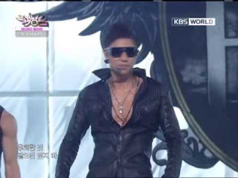 [music Bank K-chart] Kim Hyun-joong - Break Down (2011.06.10) video