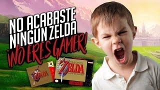 Top 5 Juegos de The Legend Of Zelda