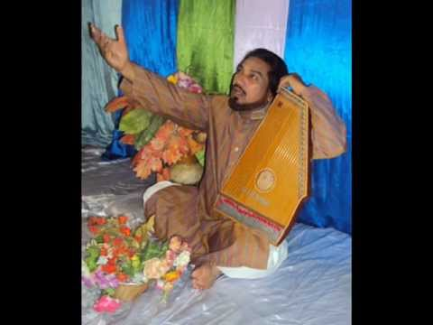 Ustad Fakhar Ullah Kamil Shah performing Thumari.wmv