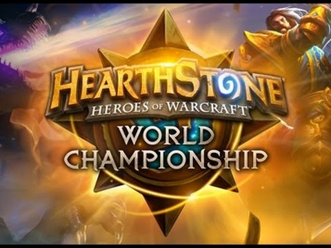 [Hearthstone World Championship] Quarter-finals Kranich vs. Thijs - All Games