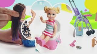 Barbie Σκίπερ babysitter | Mattel