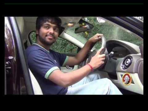 G V Prakash's New car Jaguar