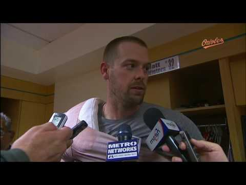 Matt Wieters and Kevin Gausman break down the O's come-from-behind win