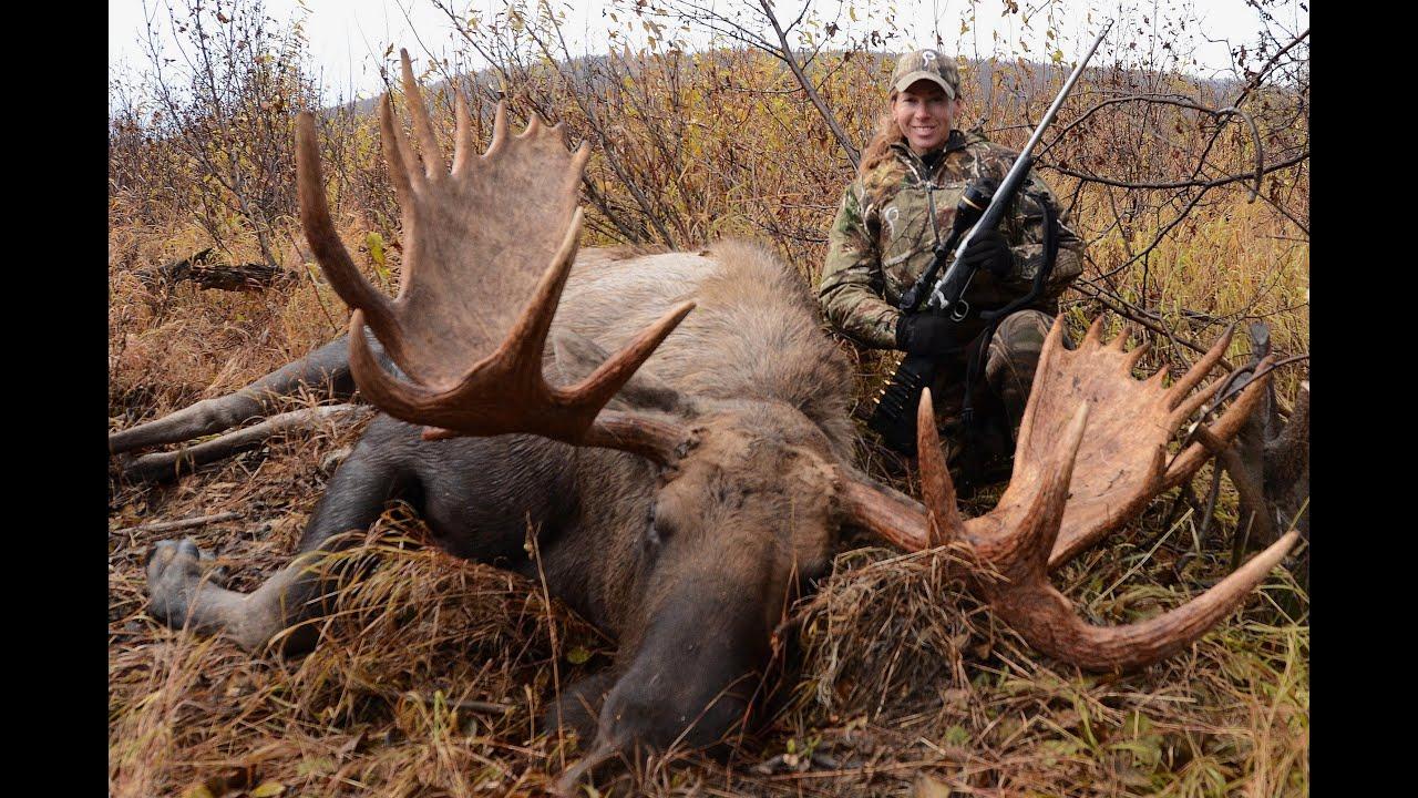 2012 Alaska Trophy Moose Hunting Youtube