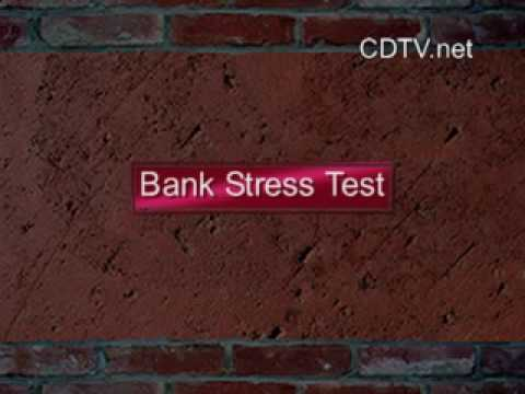 What is the bank stress test ?