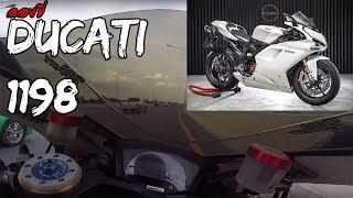 ลองขี่ Ducati 1198 Superbike คลัชแห้ง ท่อYoshimura | แรงเกินใจ