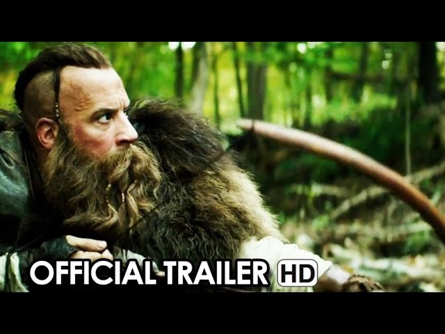 The Last Witch Hunter Official 'Awakening' Trailer (2015) - Vin Diesel HD
