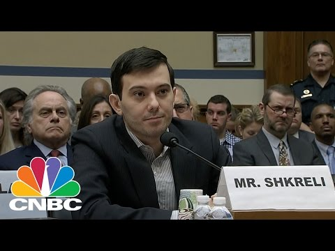 Martin Shkreli Testifies Before Congress: Full Testimony | CNBC