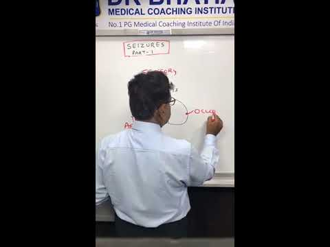 Facebook Live Class| Dr Bhatia | EPILEPSY Part 1 | 3 October| thumbnail