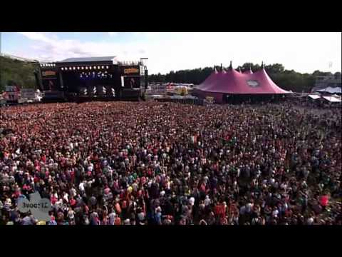 The Script live at Pinkpop 2013.