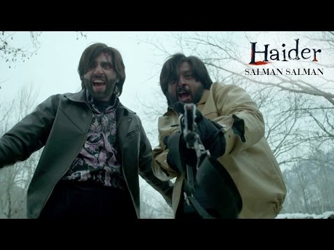 Haider | Oct. 2nd Is The Day Of The Salmans | Shahid Kapoor & Shraddha Kapoor