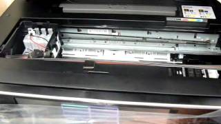 Ciss continuous ink system for the Epson BX925fwd