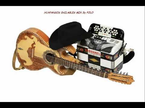 Huapangos Bailables mix By polo