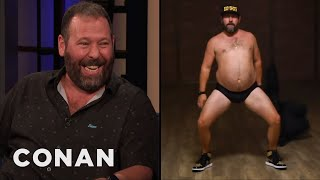 "Bert Kreischer's Dance Moves Caught The Attention Of ""America's Got Talent"" - CONAN on TBS"