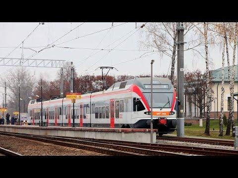 Новости Белорусской железной дороги, ноябрь 2015 (Выпуск 42)