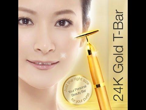 24K Energy Beauty Bar Massager (Malaysia)