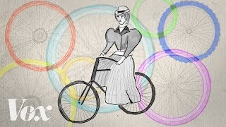 How bicycles boosted the women