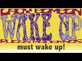 Wake up  (Karaoke) by Lady Bombon