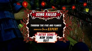 WTF!!! Guitar Hero fails moment