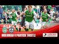 Hibernian Partick Thistle goals and highlights