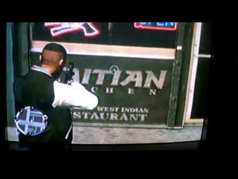 Haitian kitchen cuisine in grand theft auto 4