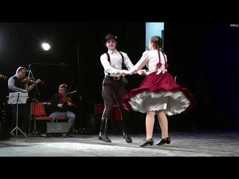 Hercz Lili és ifj. Hercz Vilmos - Viski táncok