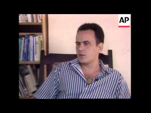 CUBA: HAVANA: 1ST ANNIVERSARY OF CONTROVERSIAL HELMS BURTON LAW