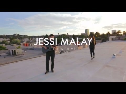 Stay With Me - Sam Smith (Jessi Malay Cover)