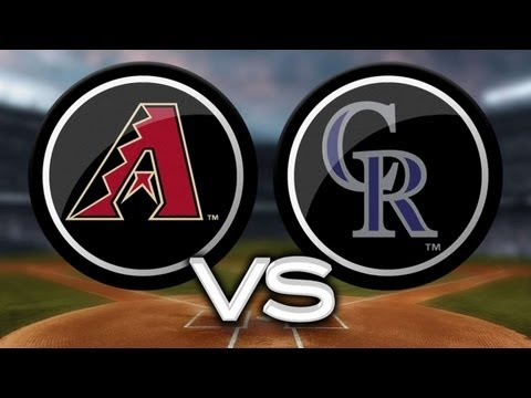 5/22/13: Gonzalez homer and triple propels Colorado