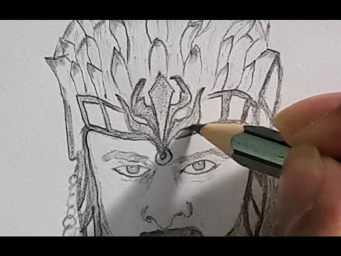 Bahubali Prabhas PENCIL MAJIC | Sai Raparthy