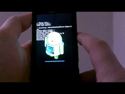 INSTALL MOBILE BRAVIA ENGINE 2 ON XPERIA SOLA