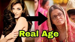 Real Age of Top 10 Bollywood Heroines will shock you Omg!!