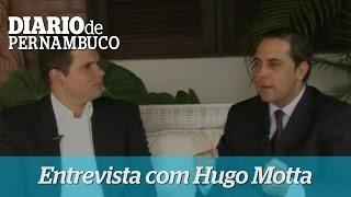 Confira entrevista exclusiva com Hugo Motta, presidente da CPI da Petrobras