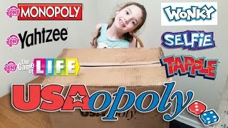 USAopoly Surprise Game Box