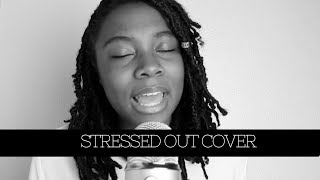 download lagu Stressed Out - Twenty One Pilots Cover By Evinnazya gratis