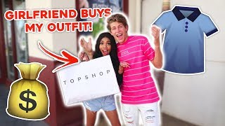 GIRL BUYS MY OUTFITS!