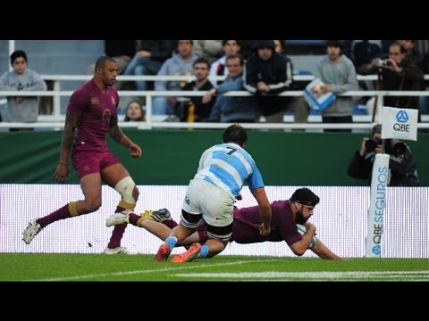 Argentina Vs England 2nd Test Highlights