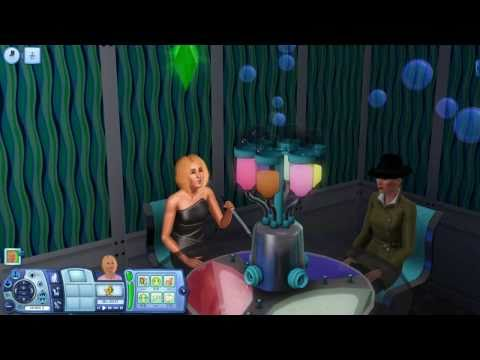 The Sims 3: Late Night long gameplay