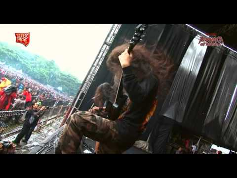 XTAB ( Cimahi ) Live at HELLPRINT - MONSTER OF NOISE 2