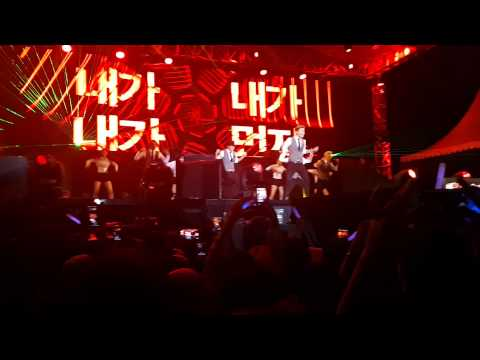Eru - Sorry Sorry (suju Cover) At Eru Concert In Jakarta Hide & Seek 2014 [140517] Hd 1080p video