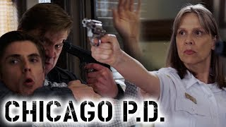 Held Hostage INSIDE The P.D. | Chicago P..D.