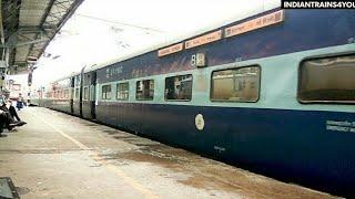 Hyderabad to New Delhi Telangana Express departing from Nagpur Junction : Indian Railways