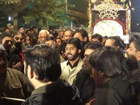 23 Moharam - Markazi Matmi Dasta Rawalpindi - Do sabir hain