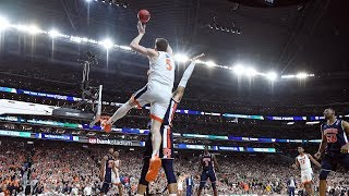 Relive the dramatic final seconds of Virginia's win over Auburn