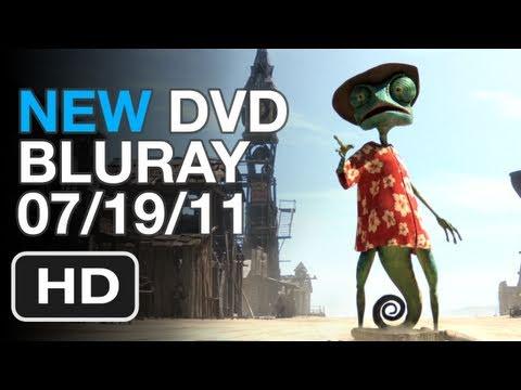 New On DVD & Blu-Ray 07.19.11 - HD Trailers