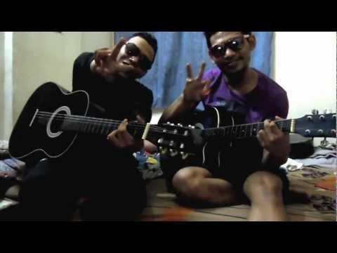 Slam Gerimis Mengundang~cover (goutham&baam)