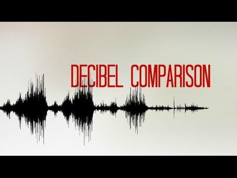 How Loud Is The Sound? [Decibel Comparison]